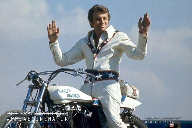 Martin Scorsese will turn the life of the daredevil Knievel into a feature?