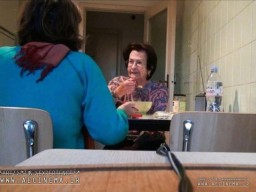 Stories of Chantal Akerman with her mother on cinema screen