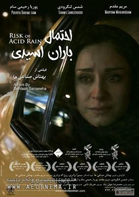 """Displaying the second poster of """"Risk of Acid Rain"""""""