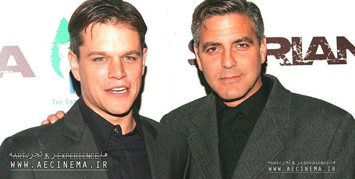 George Clooney in negotiations with Matt Damon
