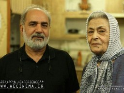 """Displaying of """"Two"""" Movie's Announce with Zhaleh Olov"""