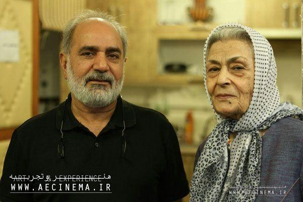 "Displaying of ""Two"" Movie's Announce with Zhaleh Olov"