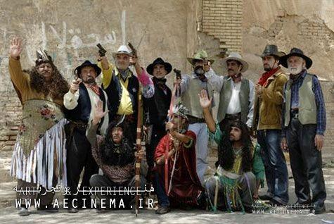 """""""Me, Negahdar Jamali will make Western"""" will be on Screen of Art and Experience from 13 Febraury"""