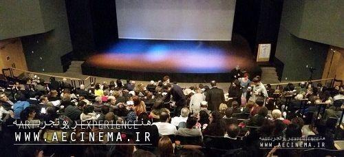 Screening of Iranian Films still continues in Europe and Canada