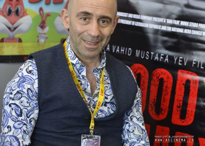 Interview with Vahid Mustafayev, Representative of ANS TV and Radio Station in Azerbaijan Iranian Cinema Has Its Own Philosophy