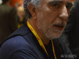 An Interview with Giuseppe Calabrese, the Italian Actor and a Member of Selection Committee of the Venice International Film Festival: The historical background Is the Bond Connects Italian and Iranian Cinema