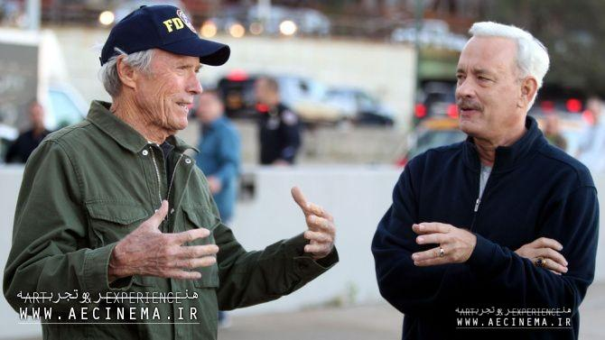 Clint Eastwood Shooting 'Sully' Almost Entirely With Imax Cameras