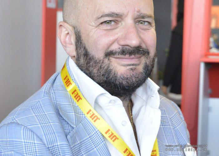 Nicola Timpone: FIFF Has Been So Far the Most Appealing Festival that I Have Been to