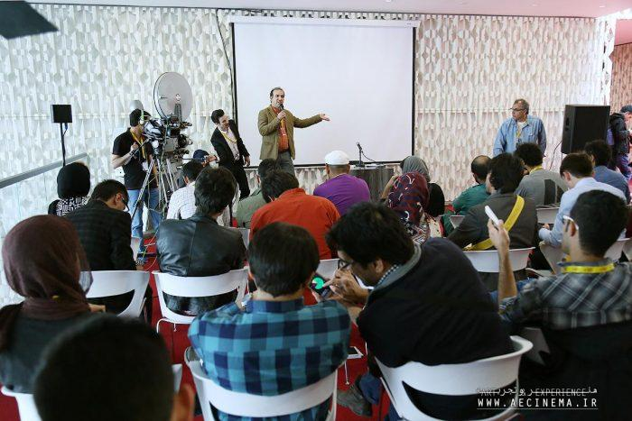 Kashani In Screenplay Writing Workshop: Provoking Curiosity Is A Starting Point Of A Story
