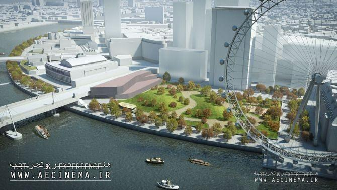 British Film Institute to Build International Center for Film, TV and the Moving Image