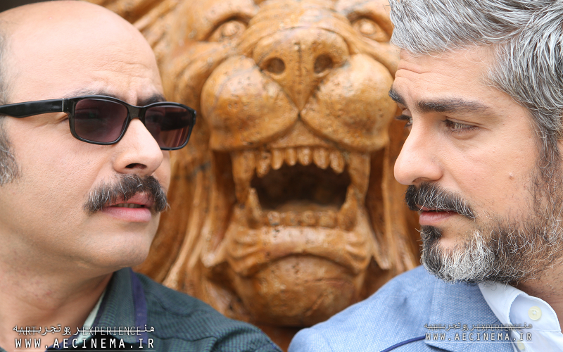 """Sometimes"" Cast and Crew Meeting Event of the First Selfie Film of Iran"