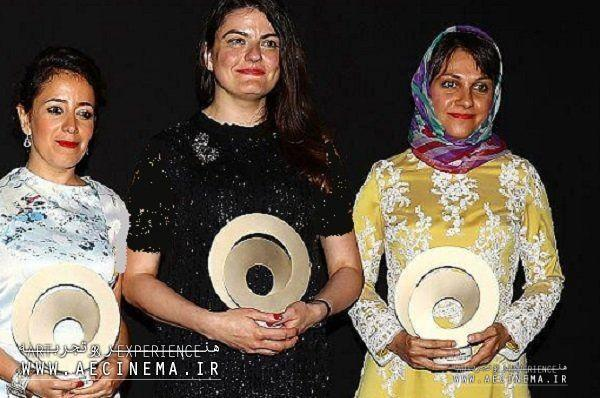 Iranian director wins young talent 'Women in Motion' Award