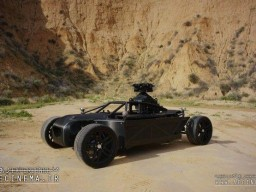 This Fully Adjustable Blackbird Car Rig Can Become Any CG Car You Want It to Be