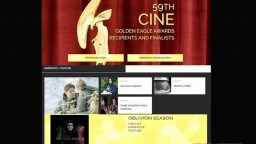 Iranian director nominated for American Golden Eagle