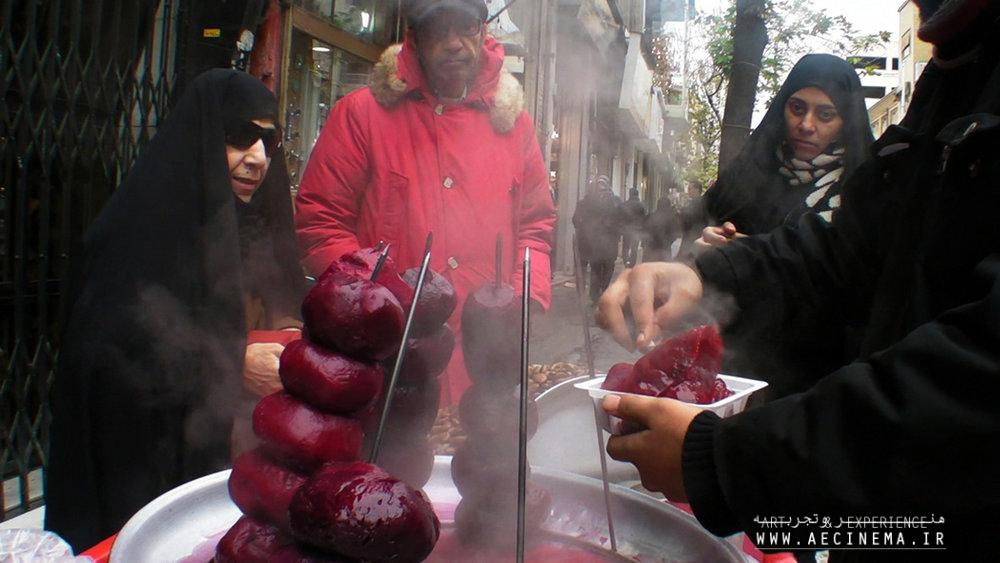 """Beetroot in Tehran"" to go on screen in Vienna"