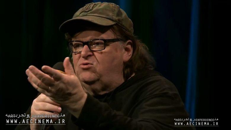 Michael Moore Thinks Donald Trump Is Losing the Election on Purpose