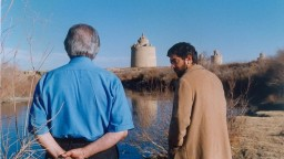 """Review session of """"The River's End"""" in Isfahan"""