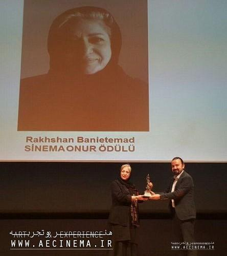 Rakhshan Bani-Etemad awarded at Turkish festival