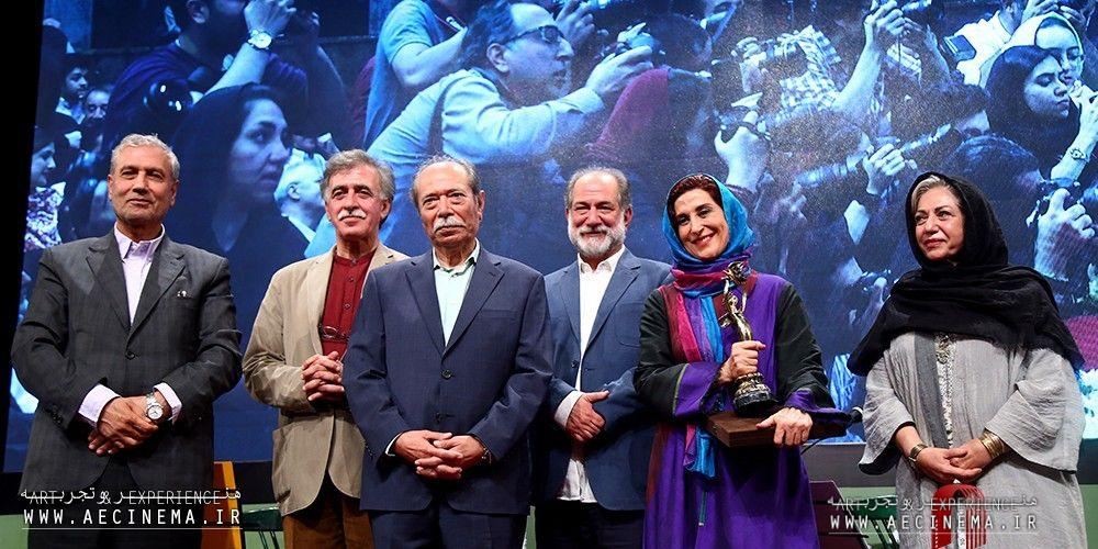 Celebration of Iranian cinema elites