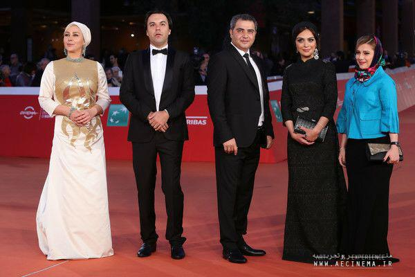 Iran's 'Immortality' warmly received by Italian audience