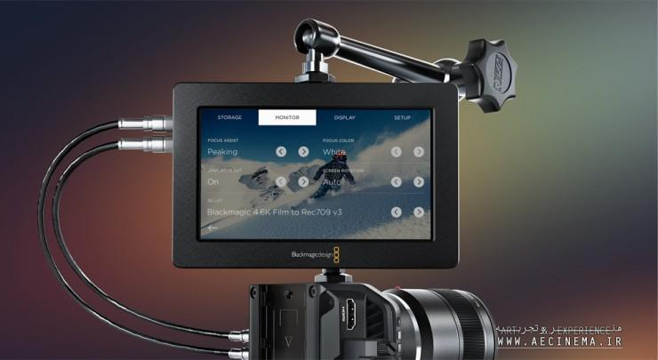 Blackmagic Video Assist Gets 3D LUTs With New Firmware