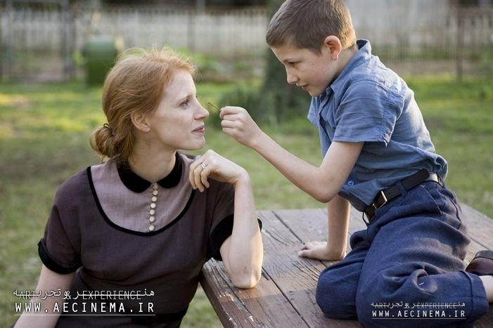 Jessica Chastain Says 'Tree of Life' Makes Her Too Emotional To Re-Watch