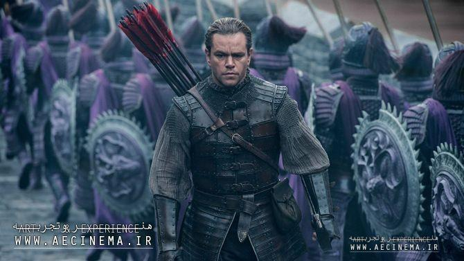 'The Great Wall' Captures $23 Million in Debut