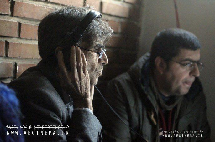 """For Screening of Several Nasser Taghvayi's Films in """"Art and Experience Cinematic Group"""""""