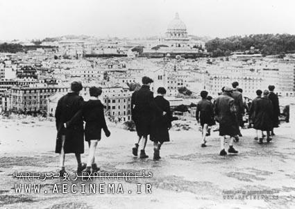 """Rome, Open City"" in Art and Experience Cinema Halls"