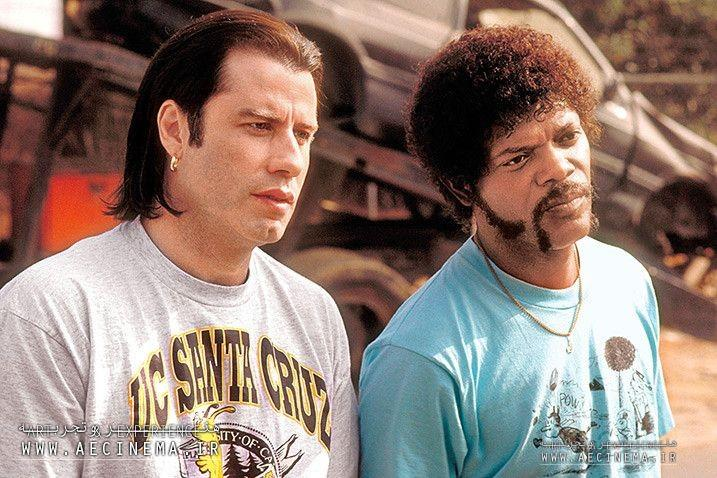 John Travolta Had Scientology Head Review 'Pulp Fiction' Script Before Accepting