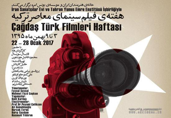 Tehran center to host Turkish Film Week