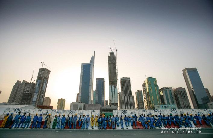 "Iranian director makes ""No Man's Land"" about migrant workers in Dubai"