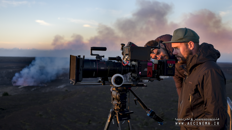 Uncover 'The Hidden Worlds of the National Parks' with DP Adam Newport-Berra