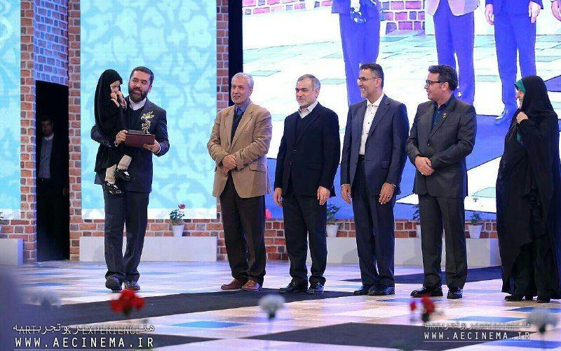 Crystal Simorgh awards presented to Fajr winners