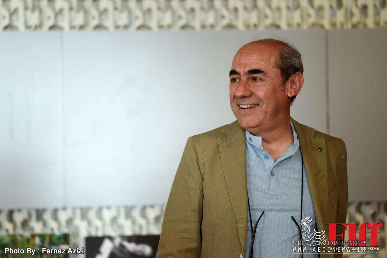 Director Tabrizi: Concept Is the Main Element of Film