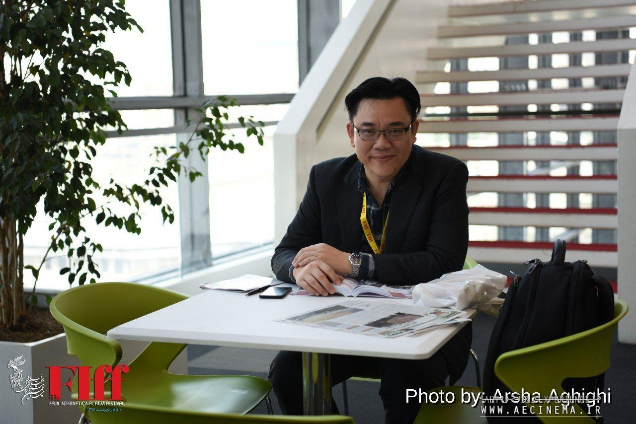 Malaysia's MEASAT VP: Iranian Cinema Has Important Place in Asia