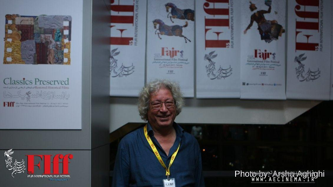 Jury Member Ayed: Iranian Cinema Has Its Own Market