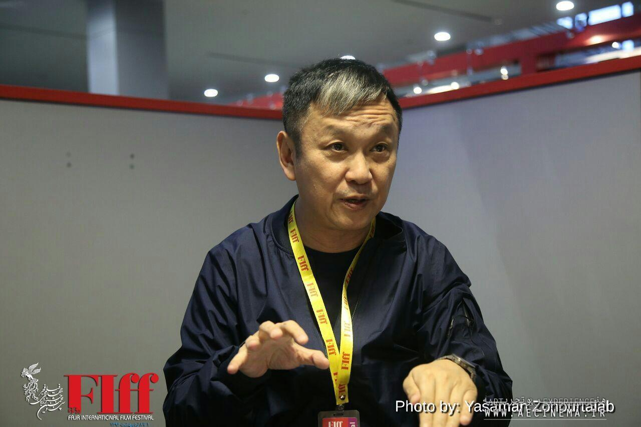 Hong Kong Director Chan: I Want to Do Co-Productions with Iran