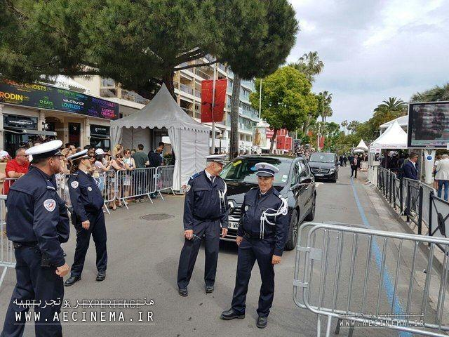 Cannes: Restricted Airspace, Upgraded Firearms Help Beef Up Security as Festival Kicks Off