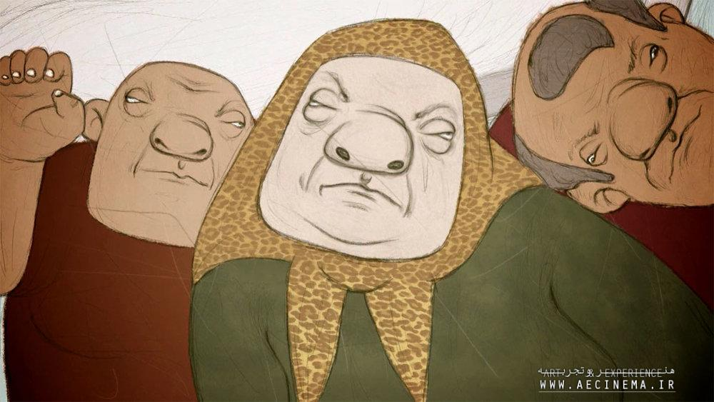 """Fest Anca to screen Iranian animations """"Ascribed Achievements"""""""