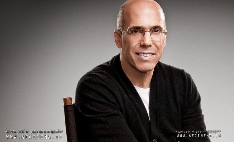 Cannes: Jeffrey Katzenberg Feted With Honorary Palme d'Or