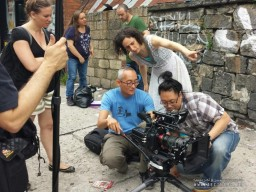 'Tomorrow Ever After': How a Microbudget Sci-Fi Director Got Technicolor and B&H Behind Her