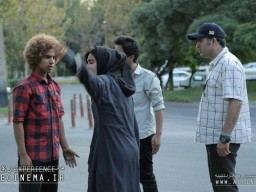 "Review Session of ""Valderama"" in Iranian Artists Forum"