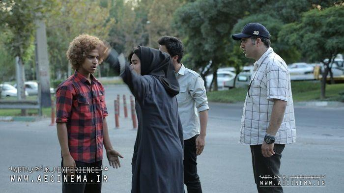 """Review Session of """"Valderama"""" in Iranian Artists Forum"""