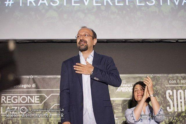 'The Salesman' was Well Received by Audience in Italy