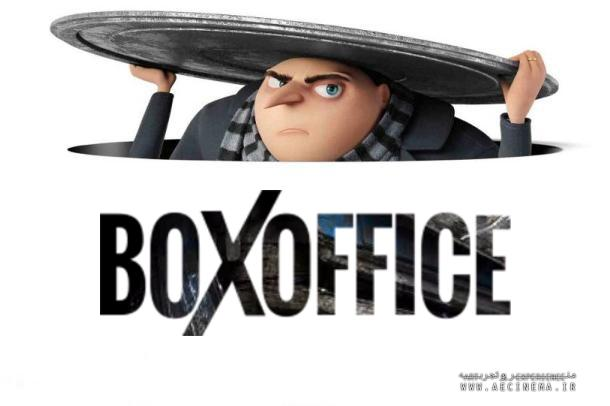'Despicable Me 3' Smashes Animation Records with $66M Opening