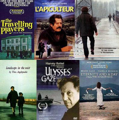 Tehran museum to review movies by Theo Angelopoulos