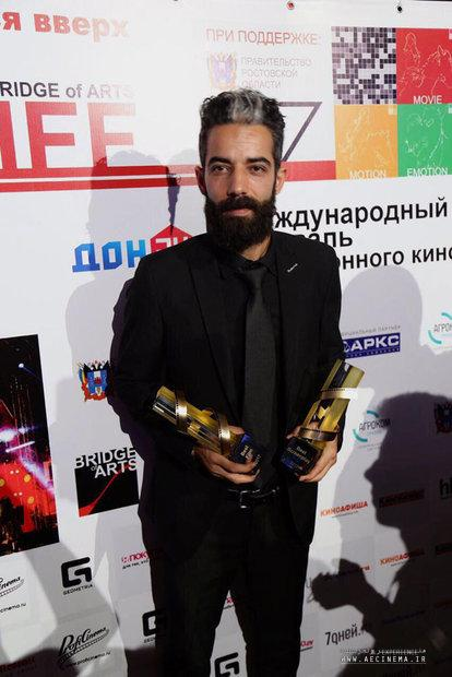 'Yellow' snatches two awards at Russian filmfest