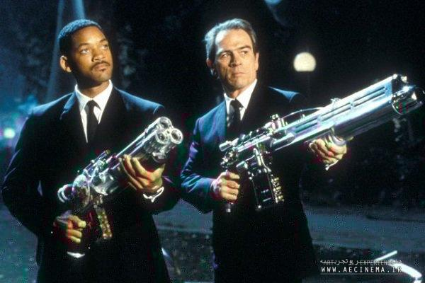 'Men In Black' Spinoff From 'Iron Man' Writers Planned at Sony