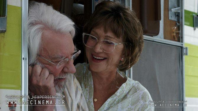 Helen Mirren, Donald Sutherland Give Their Take on 'The Leisure Seeker'